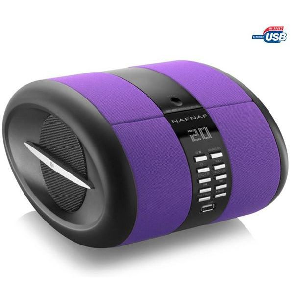 radio cd mp3 usb sense violet radio cd cassette prix pas cher cdiscount. Black Bedroom Furniture Sets. Home Design Ideas