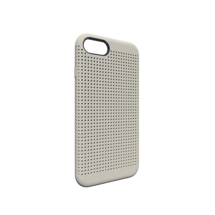 coque iphone 7 apple gris