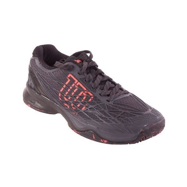 CHAUSSURES WILSON KAOS EBONY NOIRES CORAIL WRS322900