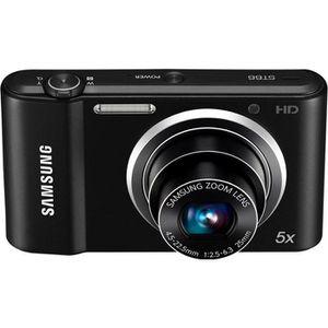 APPAREIL PHOTO COMPACT Appareil photo numérique Samsung ST 66 Noir