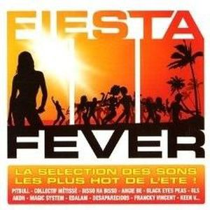 CD COMPILATION FIESTA FEVER