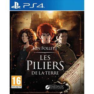 JEU PS4 Ken Follett - Les Piliers de la Terre Jeu PS4