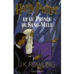 LIVRES ADOLESCENTS Harry Potter et le Prince de Sang-Mêlé