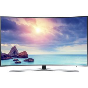 SAMSUNG UE55KU6670 TV LED 4K UHD 139cm (55'') - Ecran incurvé - Smart TV - 3 x HDMI
