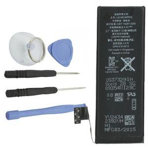 Batterie téléphone BATTERIE ORIGINALE APPLE iphone 5 + Kit Outillage