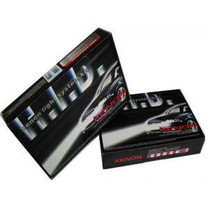 MOTO Kit Xénon H1 SLIM 35W / 55W (6000K - 35 Watts - Ou