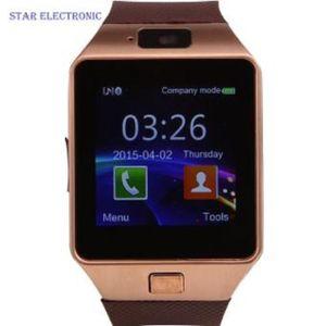 MONTRE CONNECTÉE Montre connectée - Smartwatch photo/vidéo compatib