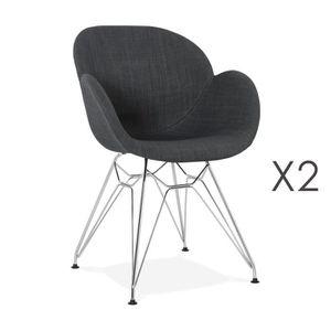 de deux Lot deux de fauteuils Lot wONX0Pk8n