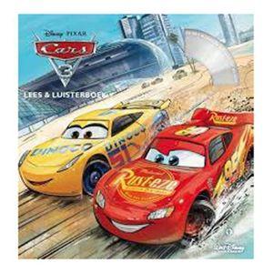 LITTÉRATURE ÉTRANGÈRE Livres VO Hollandaise Disney Cars 3 Lecture et aud