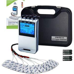 APPAREIL ÉLECTROSTIM Axion - electrostimulateur TENS anti-douleur et mu