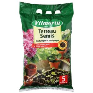 TERREAU - SABLE VILMORIN Terreau semis bouturages et repiquages -