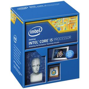 PROCESSEUR Intel® Core™ i5-4670 Haswell
