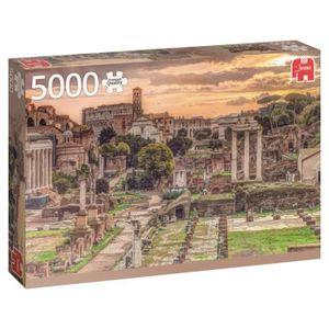 PUZZLE JUMBO - 618592 - Puzzle - Forum romanum - Rome - 5