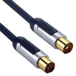 Au choix Antennes Câble sat coaxial tv BK récepteur Coaxial F Connecteur Adaptateur ferrite