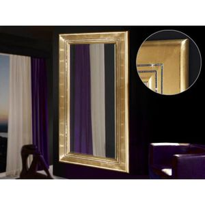 Grand miroir rectangulaire achat vente grand miroir for Grand miroir rectangulaire design