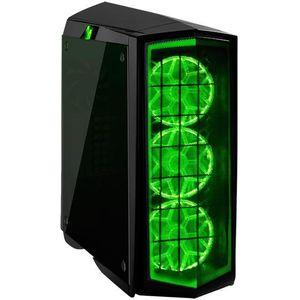 BOITIER PC  SilverStone SST-PM01B-RGB - Primera Boîtier d'ordi
