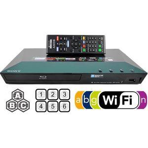 LECTEUR BLU-RAY SONY BDP-S3100 -  Multizone All Region Wi-Fi DVD