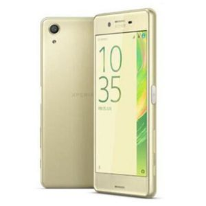 SMARTPHONE Sony Xperia X 3+32Go Or