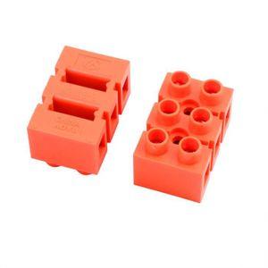 600 V 25 A couvert fixe Bornier BOX 3 4 6 8 10 12 ports double rangées