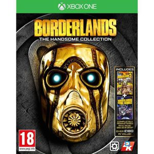 JEU XBOX ONE Borderlands The Handsome Collection Jeu XBOX One