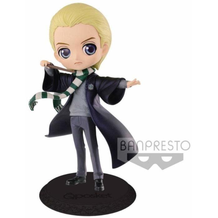 Figurine Banpresto Harry Potter Q Posket Draco Malfoy Achat