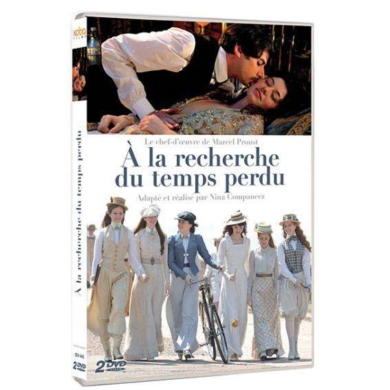 DVD A la recherche du temps perdu