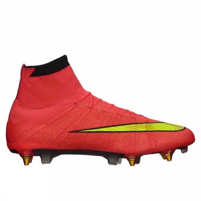 sports shoes 24fbf 1e1bd NIKE Chaussures de Football Mercurial Superfly SG Pro Homme
