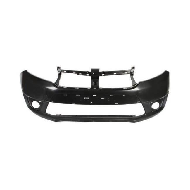 Pare-choc avoit noir Dacia Sandero Stepway 2 2012-2016 RA29905