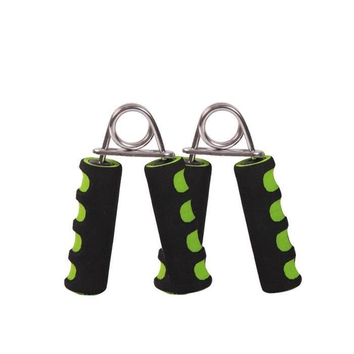 2 Pièces Pince Grip de Musculation Rééducation Exercice Pour la Main Poignet L'Avant Bras Doigts