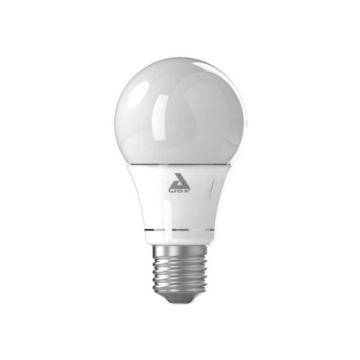 AWOX Ampoule E27 LED Blanche connectée bluetooth SML2-W13-E27