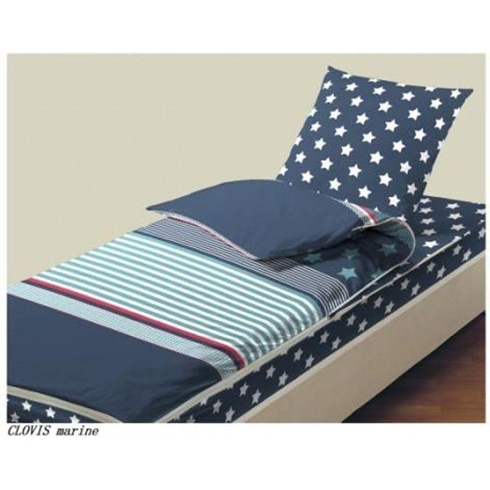 Kit de couchage caradou pour lit 1 place Clovis