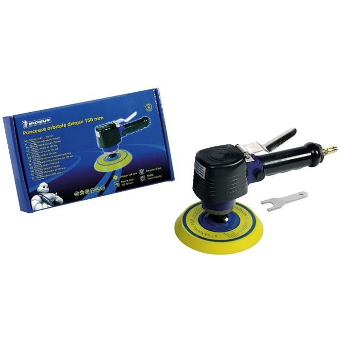 Coffret Ponceuse Orbitale Disque 150 MmPONCEUSE - POLISSEUSE