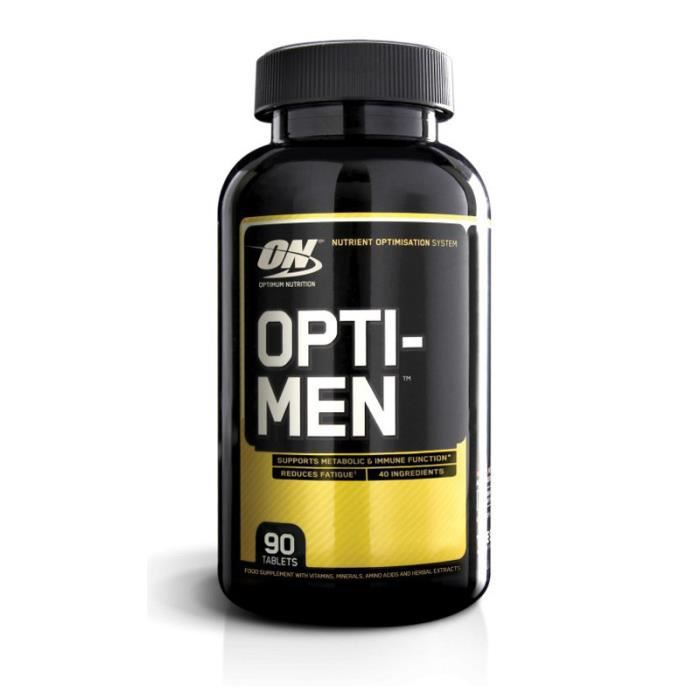 Optimum Nutrition Opti-Men 90 Capsules
