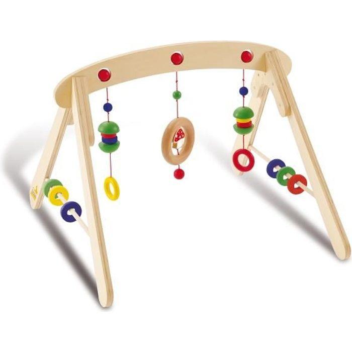 Pinolino Tapis d'activités pour bébés Jane