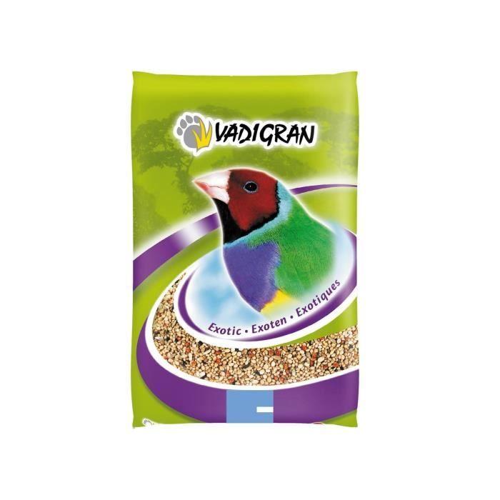 VADIGRAN Mélange de graines pour oiseaux exotiques PREMIUM VITA 20kg