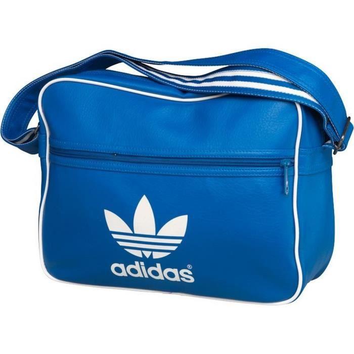 Sac à bandoulière Adidas Originals Vintage bleu bleu Achat