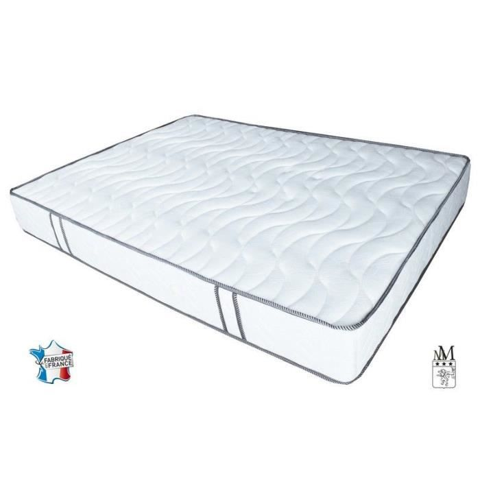 matelas latex fabrication fran aise achat vente matelas cdiscount. Black Bedroom Furniture Sets. Home Design Ideas