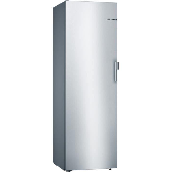 RÉFRIGÉRATEUR CLASSIQUE KSV36CL3P - Réfrigérateur 1 porte 60cm 346l a++ br
