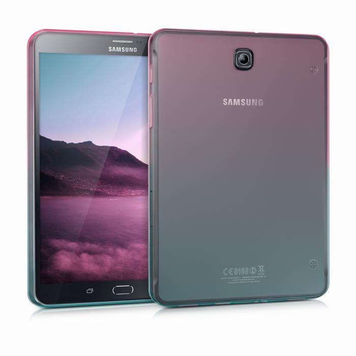 Kwmobile Étui Samsung Galaxy Tab S2 8.0 - Étui pour tablette ...