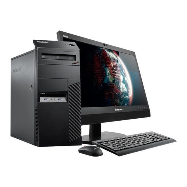 ordinateur bureau lenovo thinkcentre m93p 10a7 prix pas cher soldes d t cdiscount. Black Bedroom Furniture Sets. Home Design Ideas