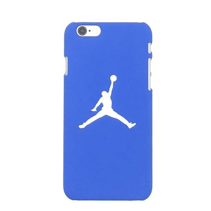 coque iphone 5 5s se bleu air jordan coque bumper