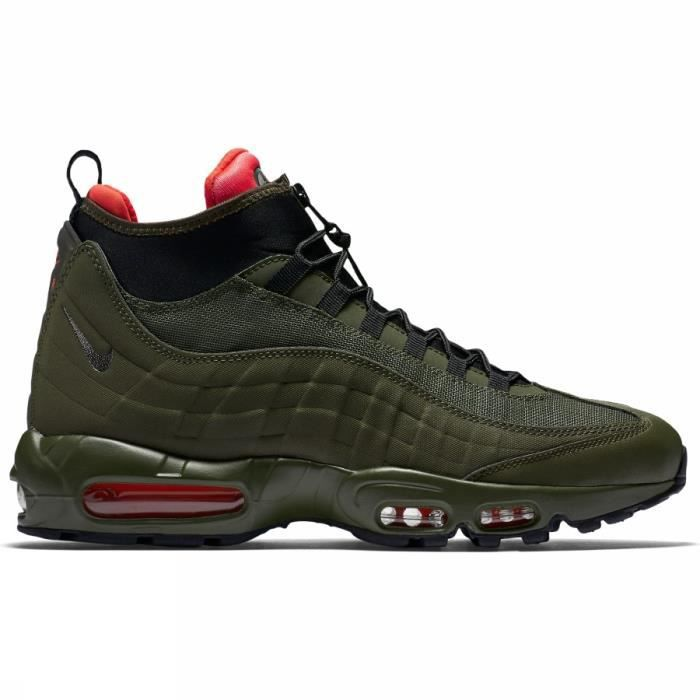 the best attitude 20e5c 094dc NIKE AIR MAX 95 SNEAKER BOOT 806809 300 MODA HOMME