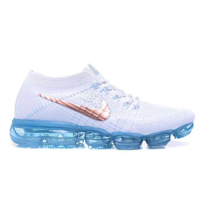 the best attitude 0959c 95322 BASKET Nike Air VaporMax Flyknit Chaussures de course bla