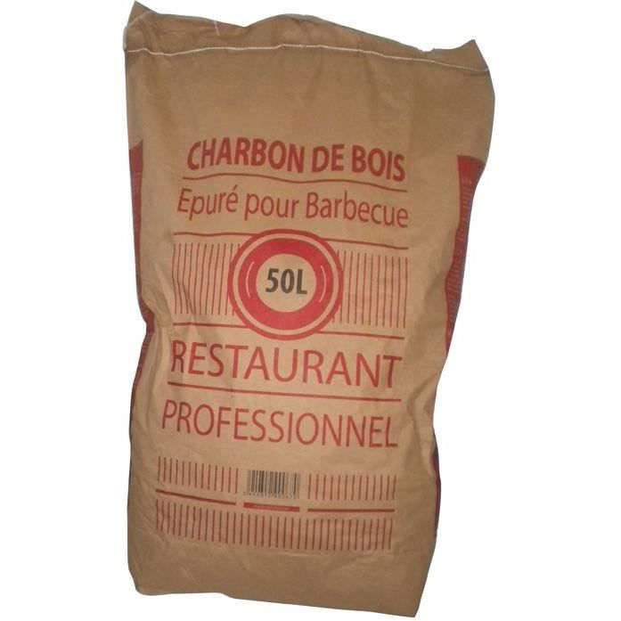 charbon de bois qualit restaurant 50l achat vente charbon de bois charbon de bois qualit. Black Bedroom Furniture Sets. Home Design Ideas