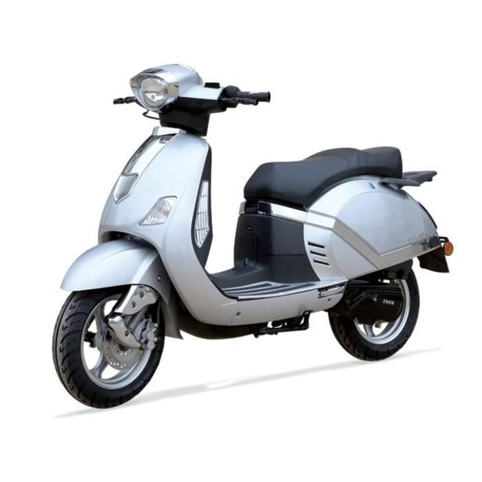 scooter 125cc 4t verona 125 znen gris achat. Black Bedroom Furniture Sets. Home Design Ideas