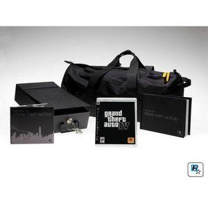 JEU PS3 GTA IV EDITION COLLECTOR PS3 / Jeu console PS3
