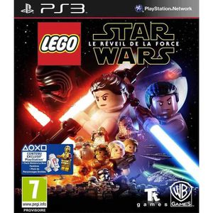 JEU PS3 LEGO Star Wars : Le Réveil de la Force Jeu PS3
