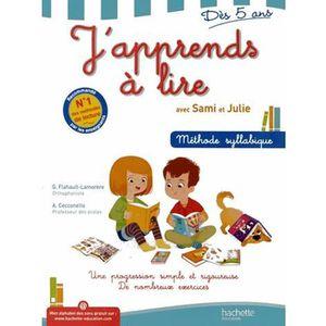 MANUEL PRIMAIRE J'apprends à lire avec Sami et Julie