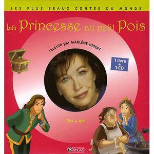 Livre 3-6 ANS La Princesse au petit Pois