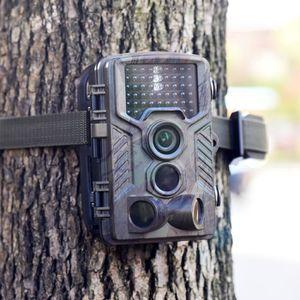 CAMÉRA SPORT 16MP 1080P 120 ° Caméra capteur PIR de la faune de